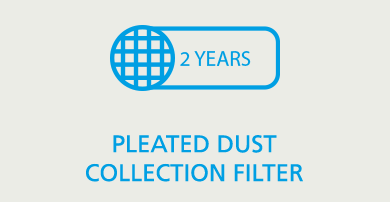 PLEATED DUST COLLECTION FILTER